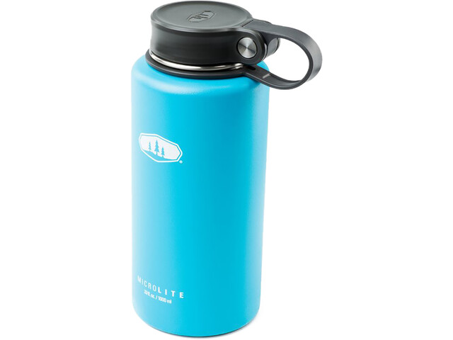 GSI Microlite 1000 Twist Bouteille isotherme, blue